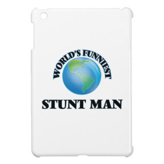 World's Funniest Stunt Man Cover For The iPad Mini