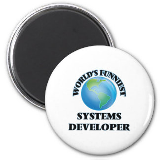 World's Funniest Systems Developer Magnets