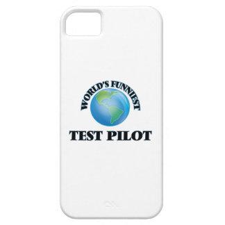 World's Funniest Test Pilot iPhone 5 Cases