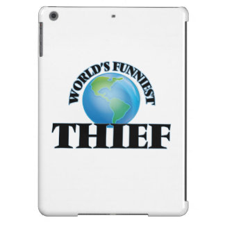 World's Funniest Thief Cover For iPad Air