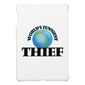 World's Funniest Thief iPad Mini Covers