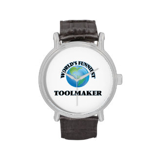 World's Funniest Toolmaker Wristwatches