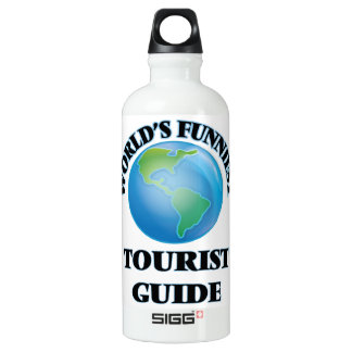 World's Funniest Tourist Guide SIGG Traveler 0.6L Water Bottle