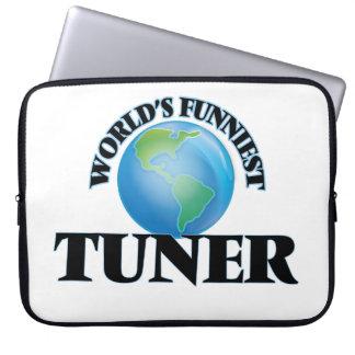 World's Funniest Tuner Computer Sleeve