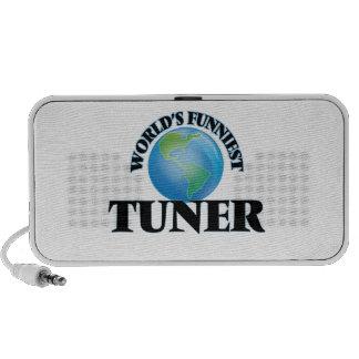 World's Funniest Tuner iPhone Speaker