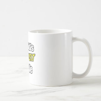 World's Funniest Uncle Classic White Coffee Mug