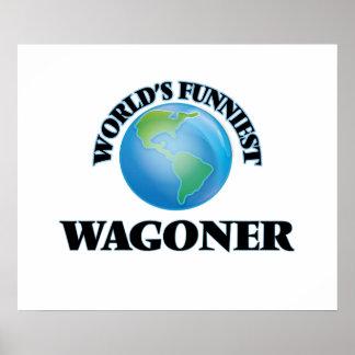 World's Funniest Wagoner Poster