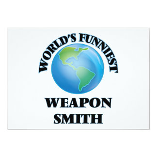 World's Funniest Weapon Smith Cards