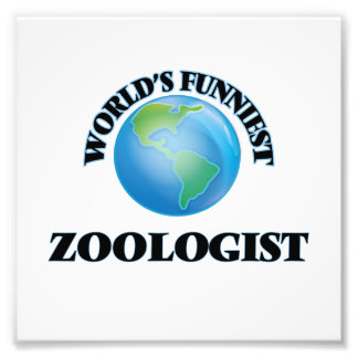 World's Funniest Zoologist Photo