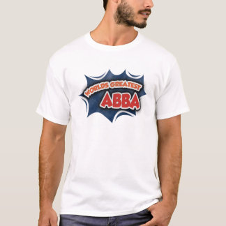 World's Greatest Abba T-Shirt