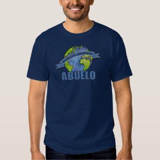 World's Greatest Abuelo Tee Shirt
