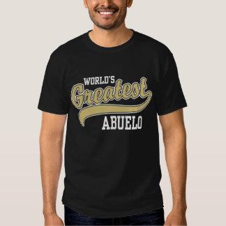 World's Greatest Abuelo Tshirt