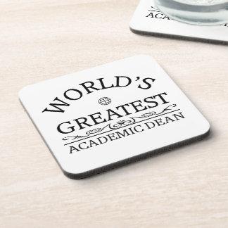 World's greatest Academic Dean Coaster