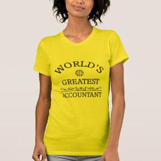 World's greatest accountant T-Shirt