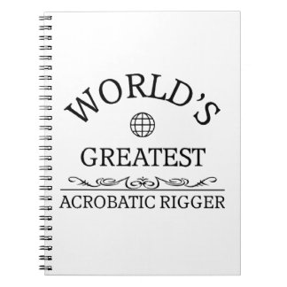 World's greatest acrobatic rigger journal