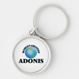 World's Greatest Adonis Key Chain