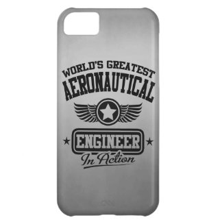 World's Greatest Aeronautical Engineer In Action iPhone 5C Case