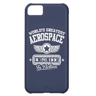 World's Greatest Aerospace Engineer iPhone 5C Cover