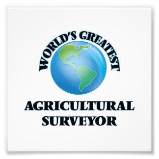 World's Greatest Agricultural Surveyor Photo Art