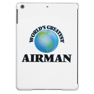 World's Greatest Airman Cover For iPad Air