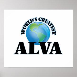 World's Greatest Alva Posters