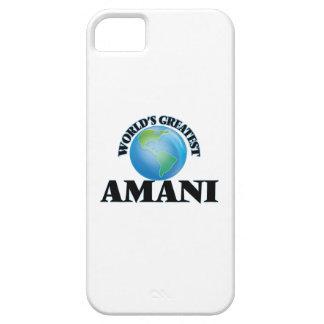 World's Greatest Amani iPhone 5 Cases