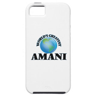 World's Greatest Amani iPhone 5 Covers