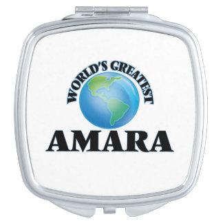 World's Greatest Amara Vanity Mirror