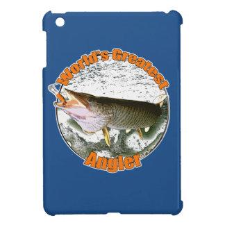 World's greatest angler iPad mini case