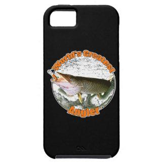 World's greatest angler iPhone SE/5/5s case