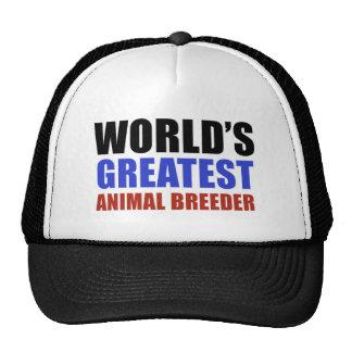 World's greatest Animal Breeder Trucker Hat