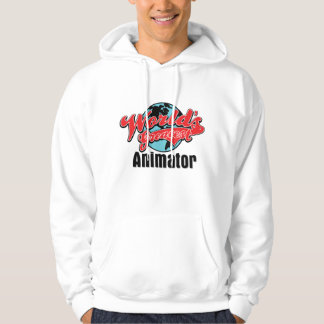 Worlds Greatest Animator Pullover