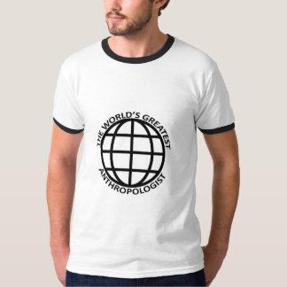 World's Greatest Anthropologist T-Shirt