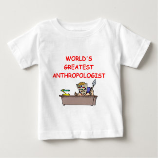 world's greatest anthropology tee shirt