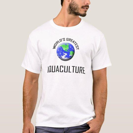 World's Greatest Aquaculture T-Shirt