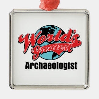 Worlds Greatest Archaeologist Ornaments