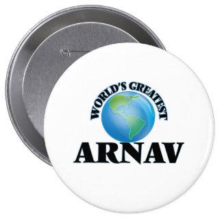 World's Greatest Arnav Buttons