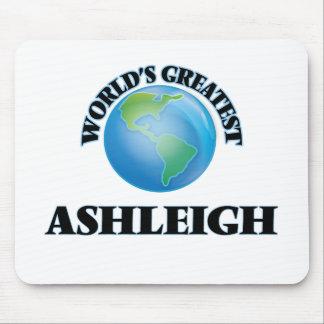 World's Greatest Ashleigh Mousepad