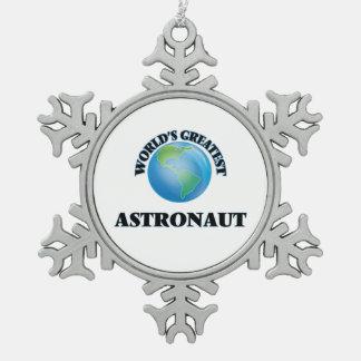 World's Greatest Astronaut Ornaments