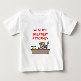 world's greatest attorney tee shirt