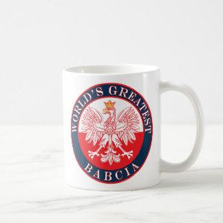 World's Greatest Babcia, World's Greatest Babcia Mug