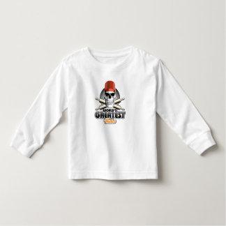 World's Greatest Baker v1 Toddler T-shirt
