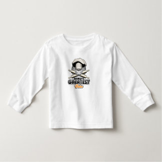 World's Greatest Baker v2 Toddler T-shirt