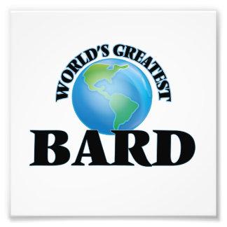 World's Greatest Bard Photograph