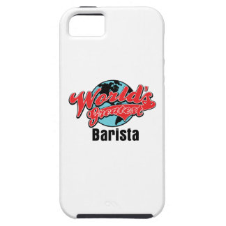 Worlds Greatest Barista iPhone 5 Covers