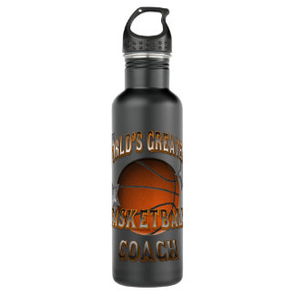 World's Greatest Basketball Coach Liberty Bottle