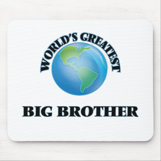 World's Greatest Big Brother Mousepad
