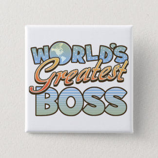 Worlds Greatest Boss Button