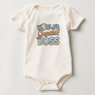 Worlds Greatest Boss T-Shirt