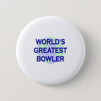World's Greatest Bowler Button